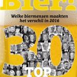 De Bier! Top 30 in de 33e editie van Bier!