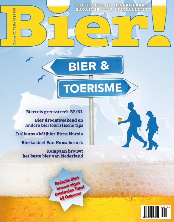 Bier! 35-cover