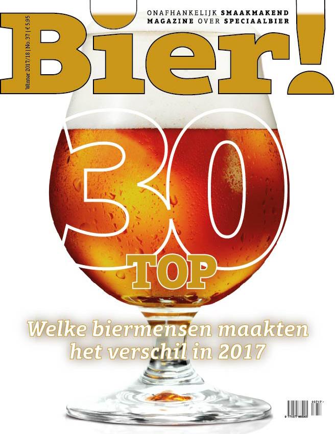 Bier! magazine 37 met de Bier! Top 30