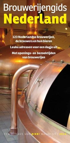 Birdy geeft Eerste Nederlandse Brouwerijengids uit
