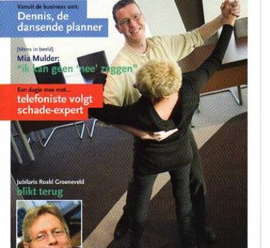 'CED, dat zijn wij!', prettig personeelsmagazine