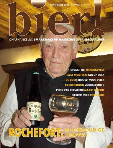 Bier! binnen bij de Trappisten van Rochefort