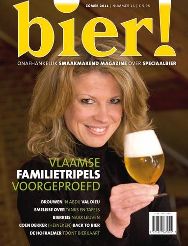 Witloof- en vanillebier in 11e editie Bier!