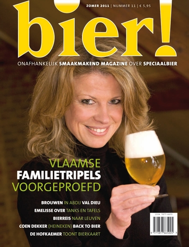 Witloof- en vanillebier in Bier! 11