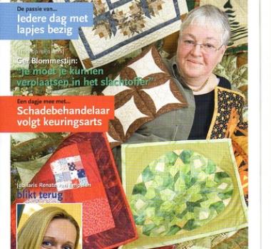 Tweede CED personeelsmagazine verschenen