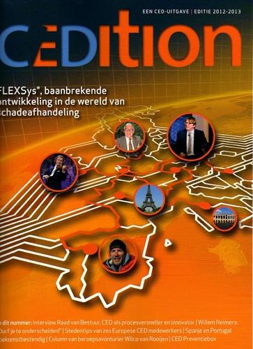 Tweede relatiemagazine CEDition verschenen