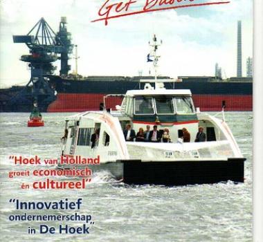 Nieuw Get Hoekt magazine verschenen