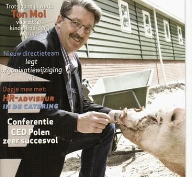 14e editie van CED Personeelsmagazine