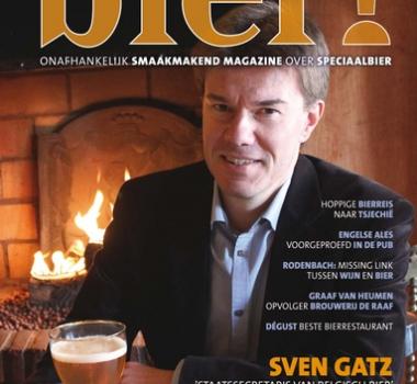 3,5 jaar Bier! eindredactie