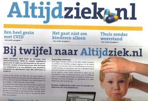 Altijdziek.nl informeert over afweerstoornissen