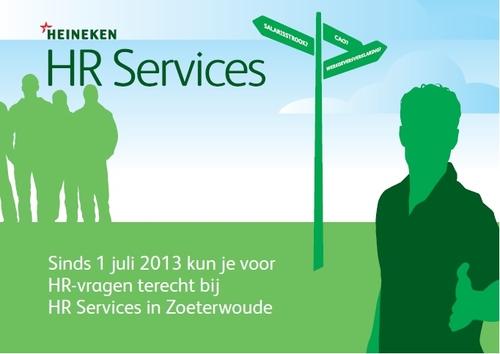 HR Brochure voor Heineken Nederland