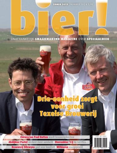 19e Bier! magazine verschenen