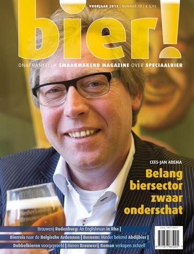 Restyling voor Bier! magazine