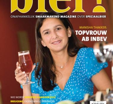 Bier! magazine editie 15 verschenen