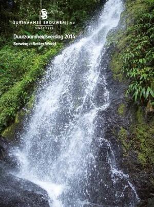 Birdy realiseert Duurzaamheidsmagazine 2014 voor Surinaamse Brouwerij