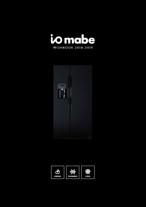 Birdy ontwikkelt nieuwe catalogus voor iomabe American koelkasten