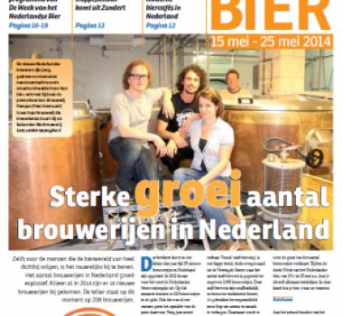 3e Krant van de Week van het Nederlandse Bier
