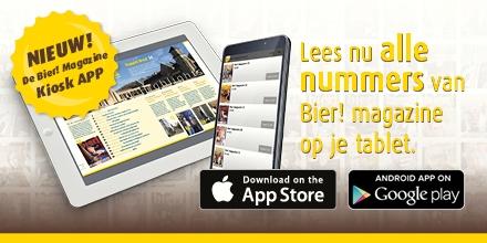 Kiosk App: lees Bier! magazine op je tablet