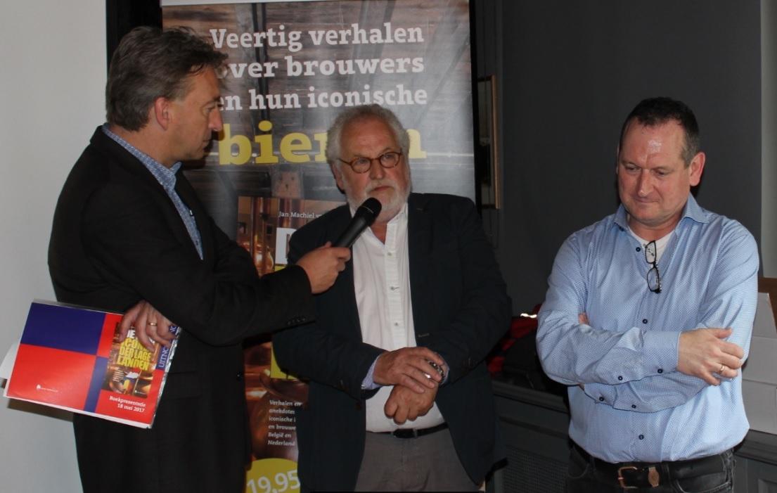 Boek 'De Biericonen der Lage Landen' gepresenteerd