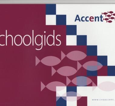 Accent Schoolgids klaar