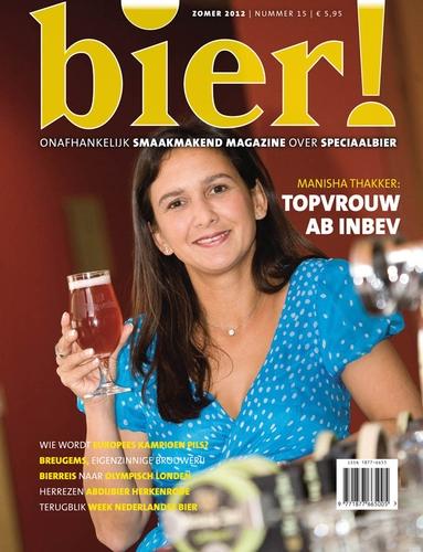Zomereditie Bier! 15 op de mat