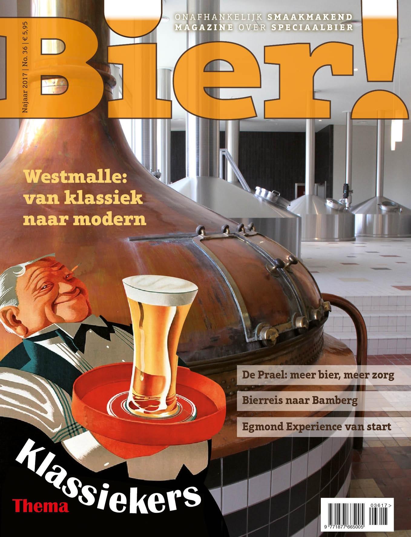 Bier! 36 heeft als thema 'klassiekers'