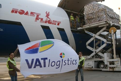 Birdy verzorgt persbeleid voor VAT Logistics