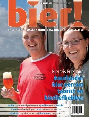 Redactie naar Ameland voor Bier! 24