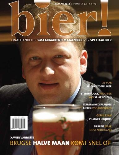 Brugse Halve Maan in 12e editie van Bier!