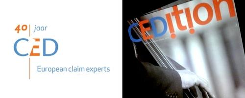 CEDition glossy jubileummagazine CED