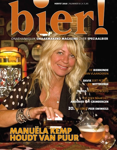 Manuela Kemp houdt van puur