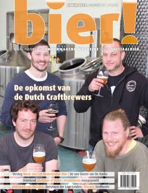 Opkomst van Dutch Craftbrewers in Bier! 23