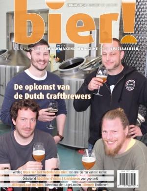 Opkomst van Dutch Craftbrewers in Bier! 23