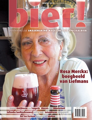 Rosa Merckx in Bier! nr. 20