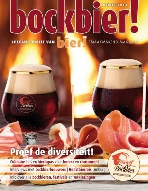 Bier! lanceert gratis Bockbierspecial