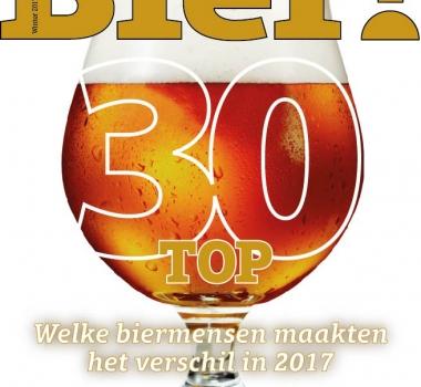 Top 30: welke biermensen maakten het verschil in 2017