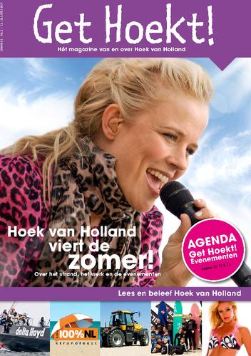 Birdy schrijft voor Get Hoekt in Hoek van Holland