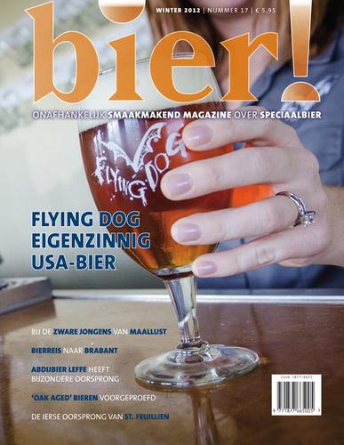 17e Bier! magazine op bezoek in abdij Leffe