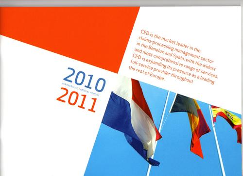 Birdy schrijft business cases jaarverslag CED