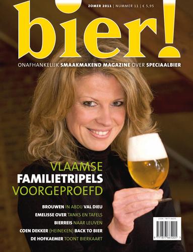Witloof- en vanillebier in Bier! 11