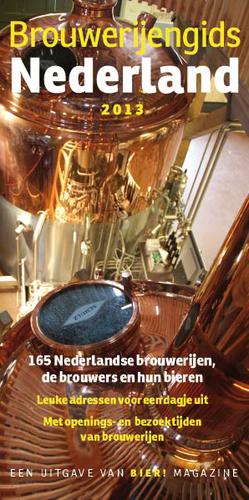 2e Nederlandse Brouwerijengids, editie 2013