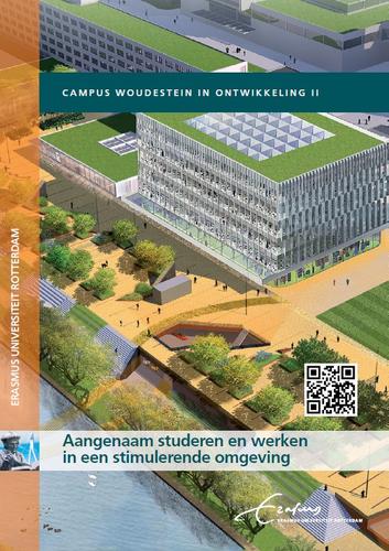 EUR CIO II boekwerk voor Erasmus Campus in Ontwikkeling