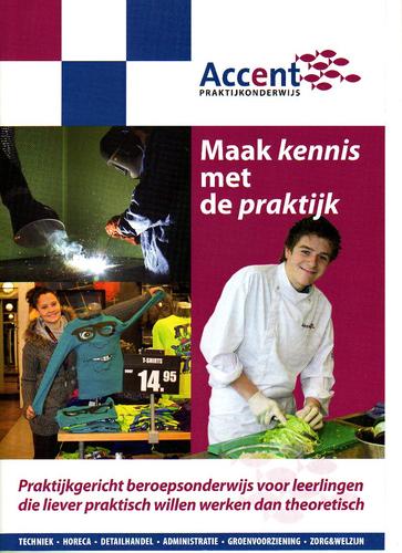Folder 'Maak kennis met de praktijk'