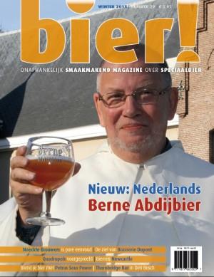 Nieuw Nederlands Berne Abdijbier in de 29e editie van Bier!
