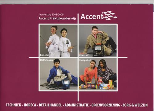 Jaarverslag Praktijkonderwijs Accent